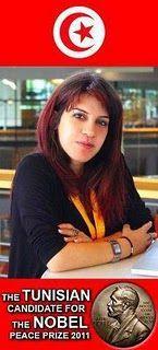 Lettre ouverte à Leena Ben Mhenni suite à sa nomination pour le Prix Nobel de laPaix