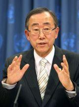 Ban Ki-Moon en visite officielle en Tunisie : Langue de bois quand tu nous tiens!